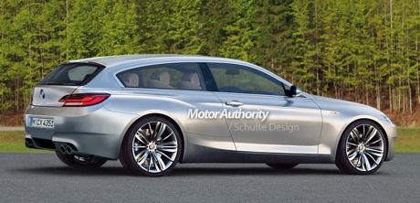 BMW Serie 3 Shooting Brake