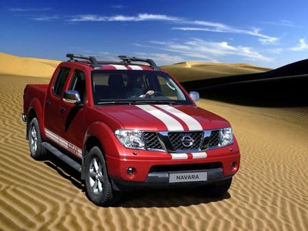 Nissan Navara Titan Desert