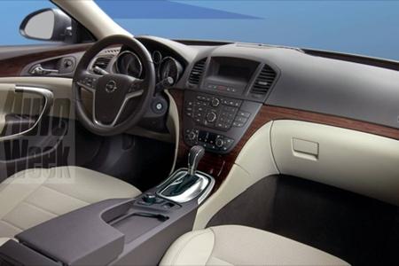 ¿Es este el Opel Insignia?