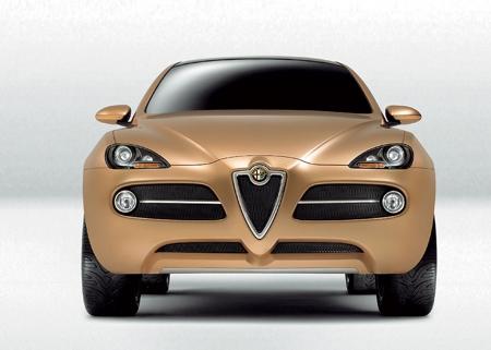 Alfa Romeo Karmal