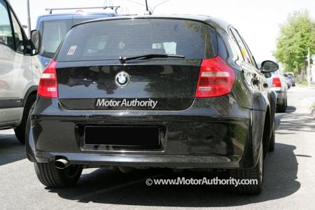 Comienzan las pruebas con la nueva generación del BMW Serie 1