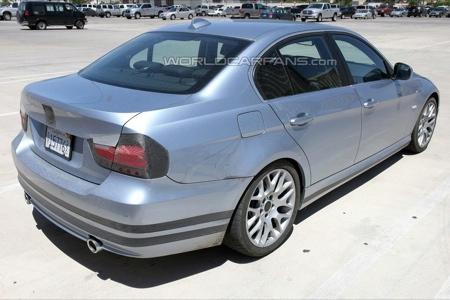 BMW continúa preparando el lavado de cara del Serie 3