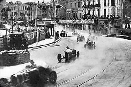 Gran Premio de Mónaco 1925 - 2008