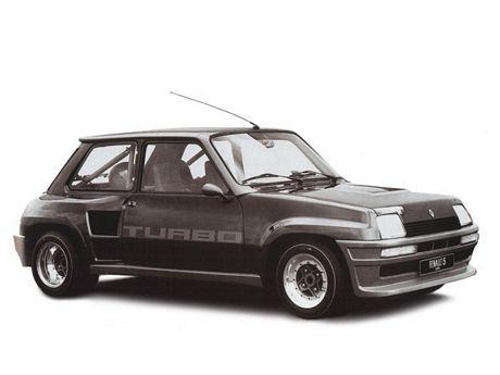 Renault 5 Turbo I & II - Le petit bombe (parte I)