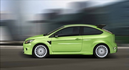 Posibles fotos oficiales del Ford Focus RS