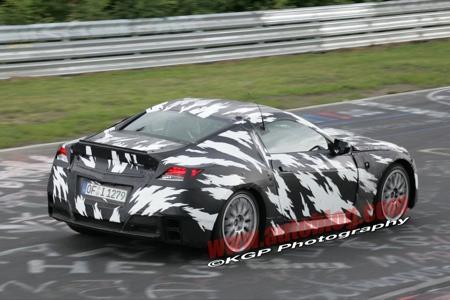 Honda/Acura NSX, capturado de nuevo
