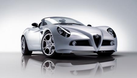 Alfa Romeo 8C GTA