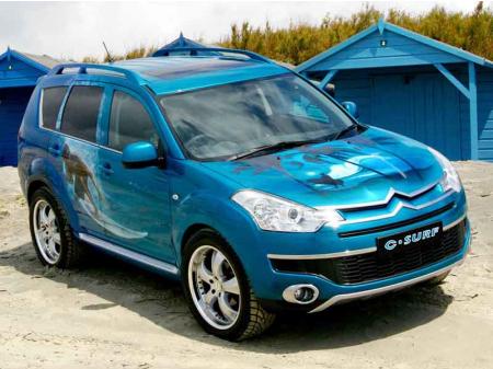 Citroën C-Crosser C-Surf