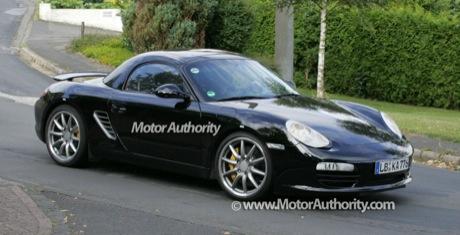 ¿Porsche Boxster RS?
