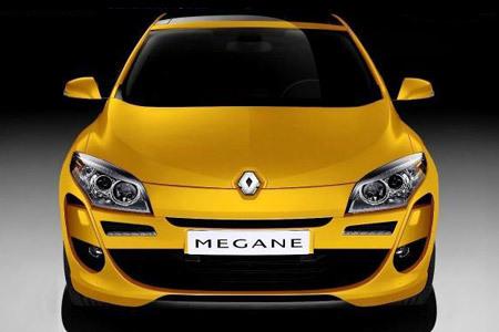 Renault Mégane III RS, foto espía y recreaciones