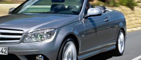 Mercedes CLR