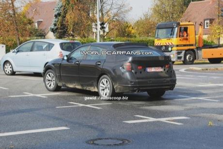BMW PAS, cazado de nuevo