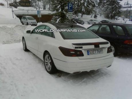 Mercedes Clase E AMG