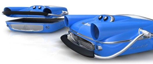 Electrodomésticos para los forofos de los coches