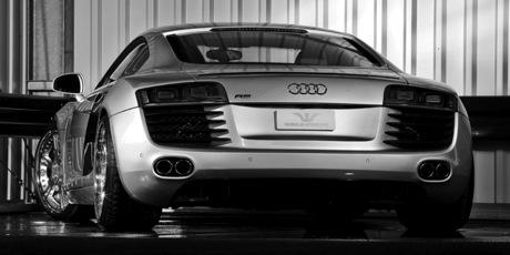 WAM Audi R8