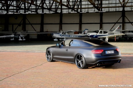Audi A5 Avus Performance