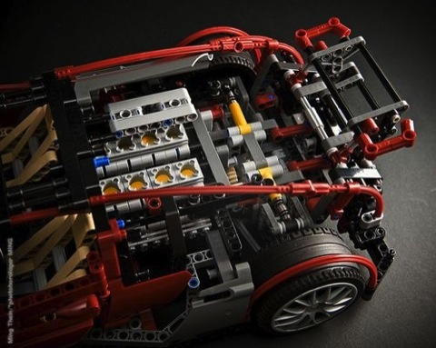 Lego Bugatti Veyron