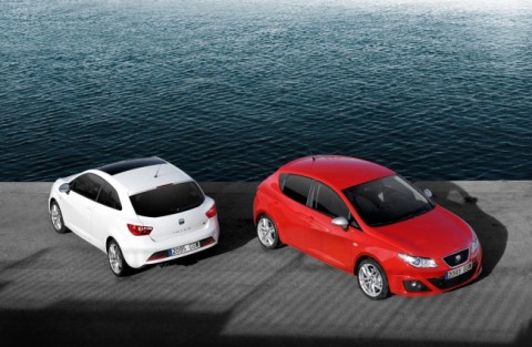 España: Nuevo SEAT Ibiza FR TDI CR de 143 CV seat