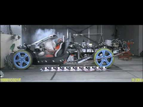 McLaren Automotive brand and MP4-12C launch presentation