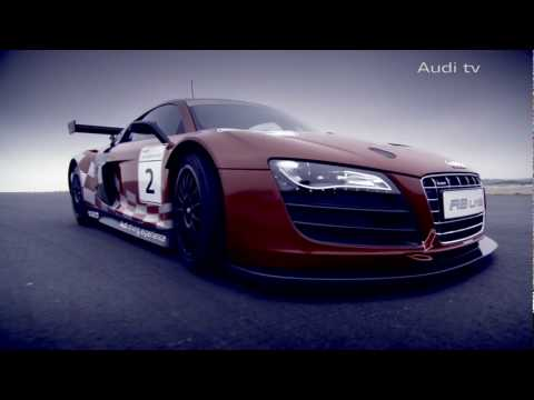 Audi race experience - Discover the power of the Audi R8