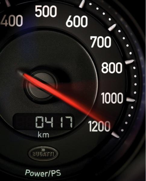 Veyron SuperSport