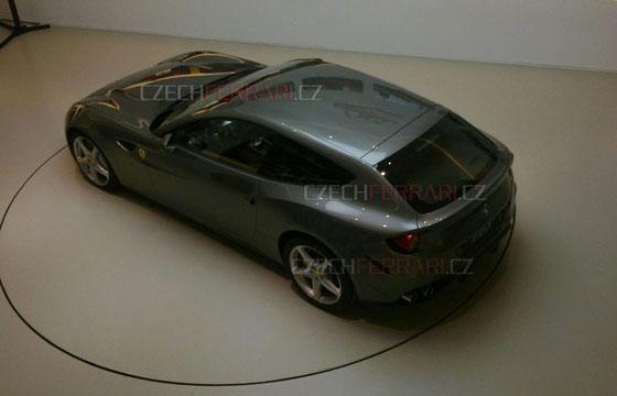CzechFerrari nos desvela el interior del nuevo Ferrari FF