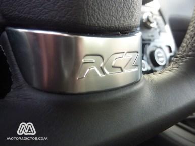 Prueba Peugeot RCZ 1.6 THP 200 caballos (Parte 2)