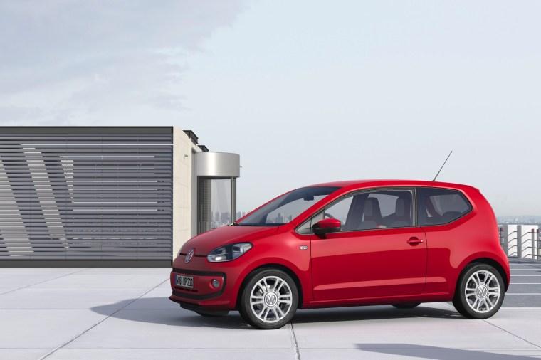 Más datos oficiales del Volkswagen Up!