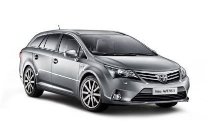 Frankfurt 2011: Toyota presenta el restyling del Avensis