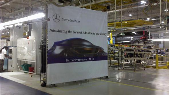 El Mercedes MLC ya está más cerca