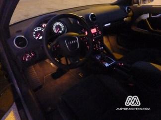 Prueba Audi A3 1.4 TFSI S-Tronic 125 caballos (Parte 2)