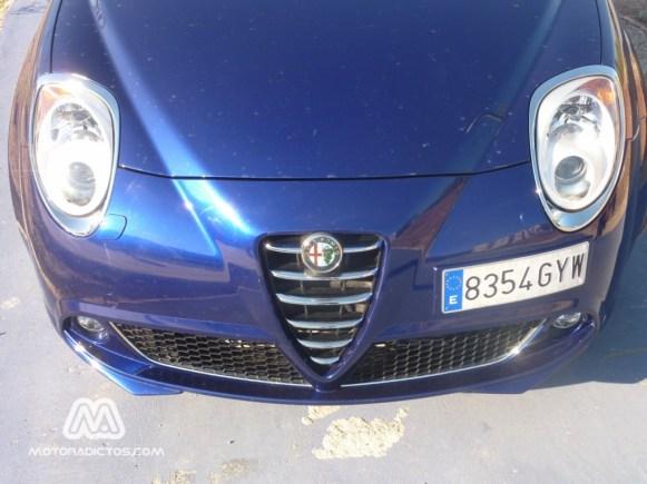 Prueba Alfa Romeo MiTo TCT 135 caballos (parte 2)