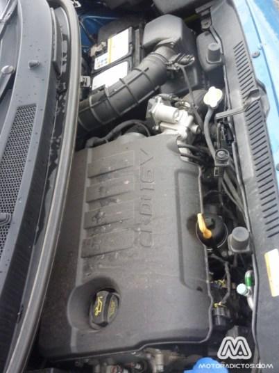 Prueba Kia Venga 1.6 CRDi VGT 128 caballos (parte 2)