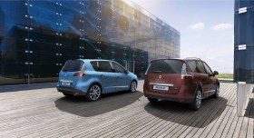 Renault Scenic y Grand Scenic 2012