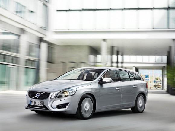 Llega a España el Volvo V60 Híbrido