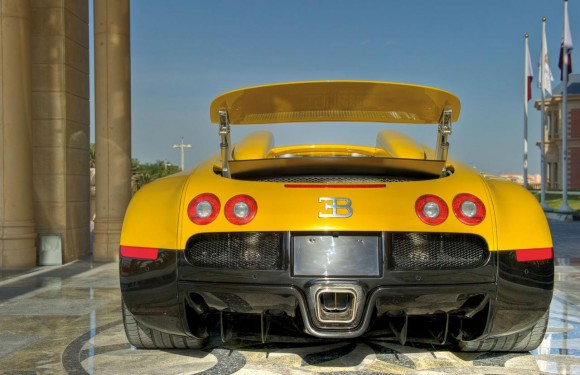 Bugatti crea un nuevo Veyron exclusivo para Qatar