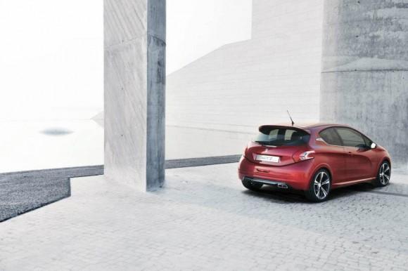 Peugeot 208 GTi Concept, todos los detalles al descubierto