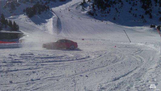 Audi Winter Driving Experience en Grandvalira, allí estuvimos