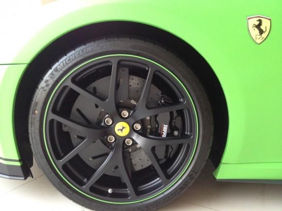Un afortunado nos muestra cómo se debe modificar un 599 GTO