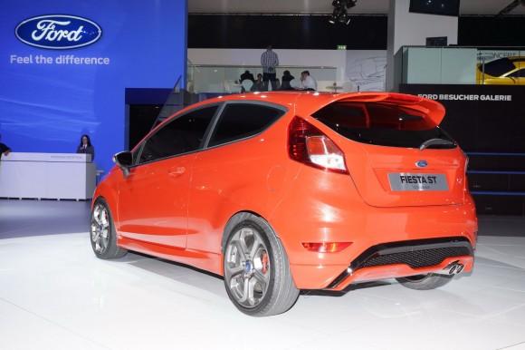 Ford presentará los Kuga y Fiesta ST de producción en Ginebra