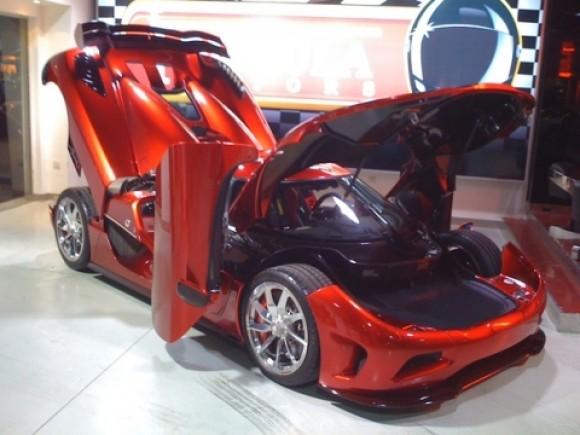 A la venta el primer Koenigsegg Agera R
