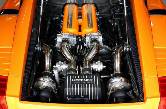 Heffner Performance mete 1.470 caballos en tu Lamborghini Gallardo