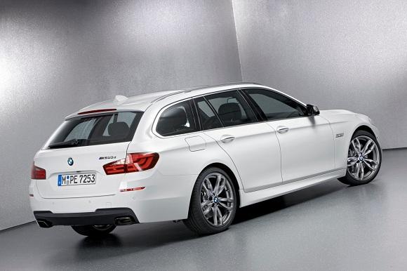 BMW M550d xDrive, precio para España