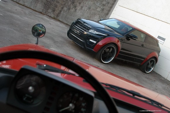 Loder1899 destroza las razones de ser del Range Rover Evoque