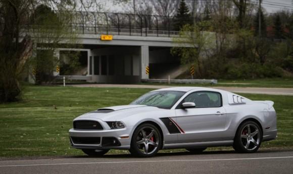 Un año más Roush viste tu Mustang