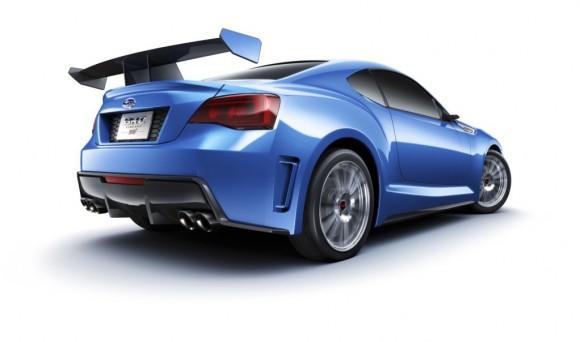 Nuevos rumores y datos sobre el Subaru BRZ STI