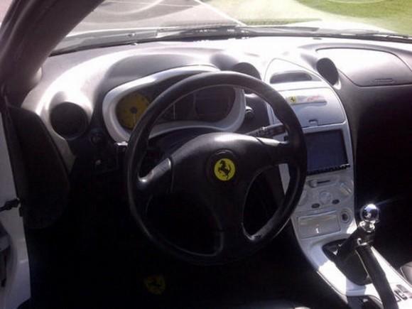 A la venta: increíble réplica de Ferrari F430