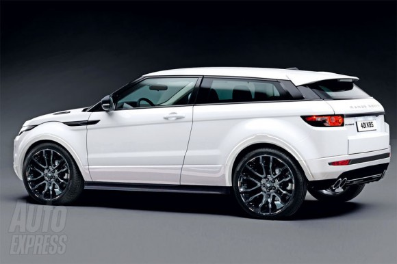 Land Rover se interesa en un Evoque vitaminado