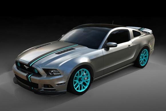 Vota por tu Mustang favorito para el SEMA