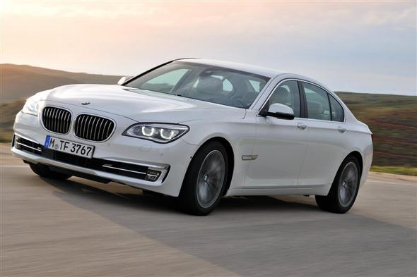 La importancia del próximo BMW Serie 7 LWB